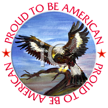 fourth of july clip art images. Bald Eagle Clipart